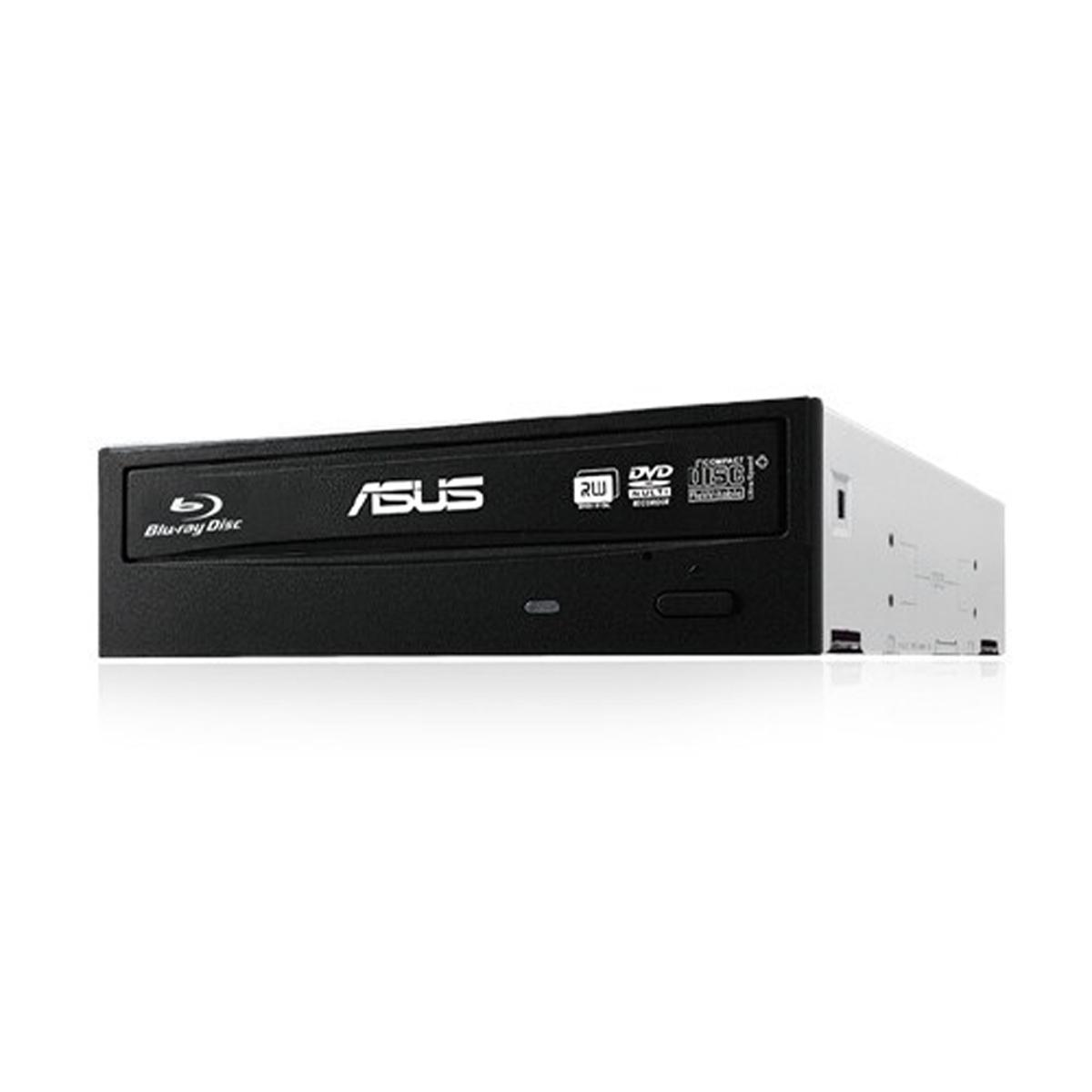 Blue-Ray DVD-RW Brenner BD BDXL CD Laufwerk intern SATA Asus BW-16D1HT 16-Fach